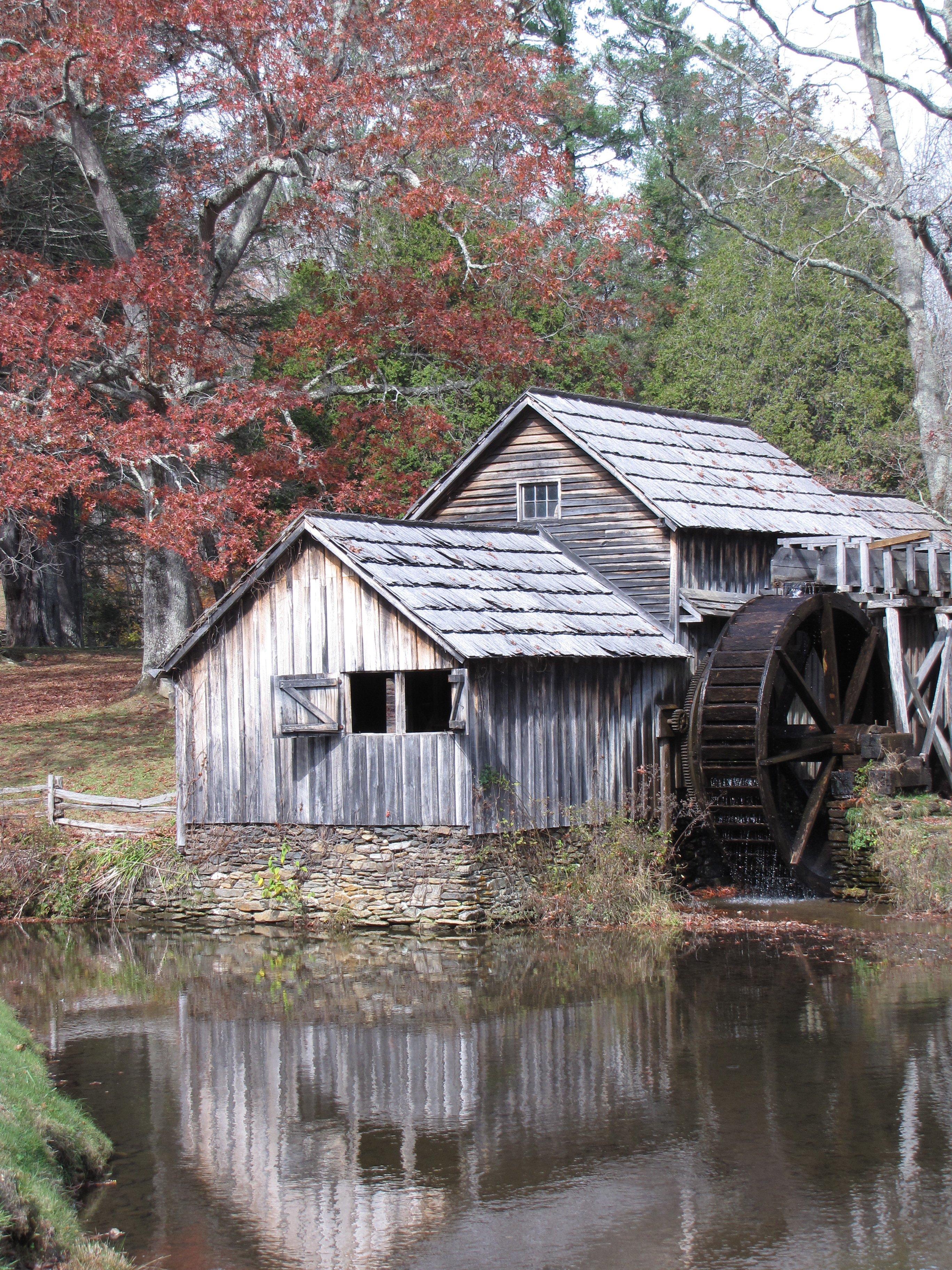 Blue Ridge Parkway Trip – Day 4 (part 1): Mabry Mill