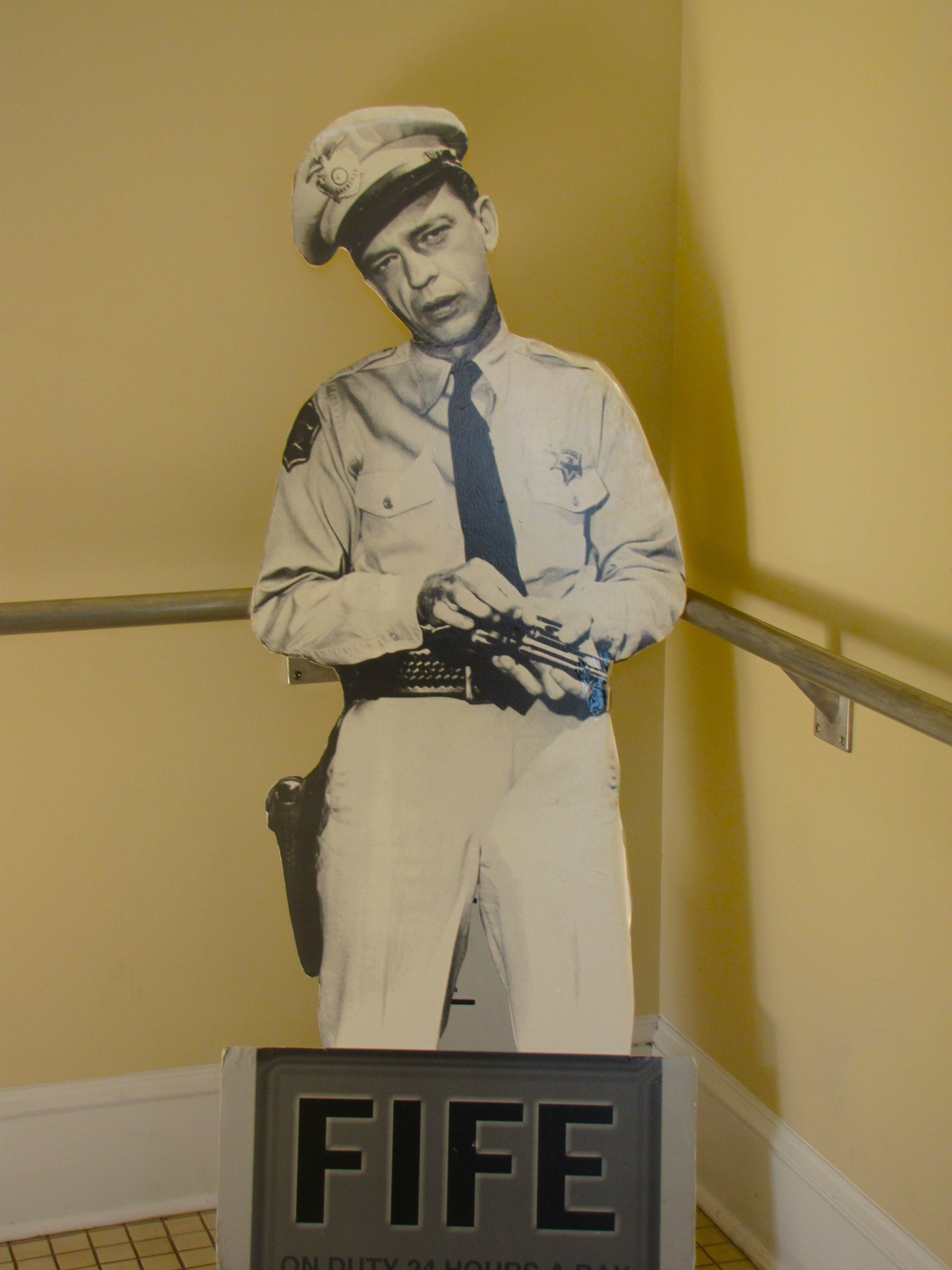 Mount Airy, NC Homeplace of Andy Griffith