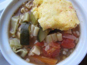 Veggie Barley Soup