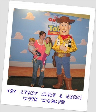 Toy Story Meet &amp; Greet