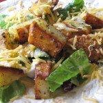 Crispy Potato Soft Taco