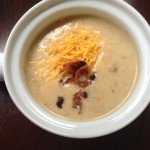PW's Potato Soup – My Version