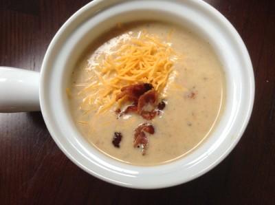 pw potato soup