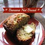 Banana Nut Bread – My Mom's Recipe