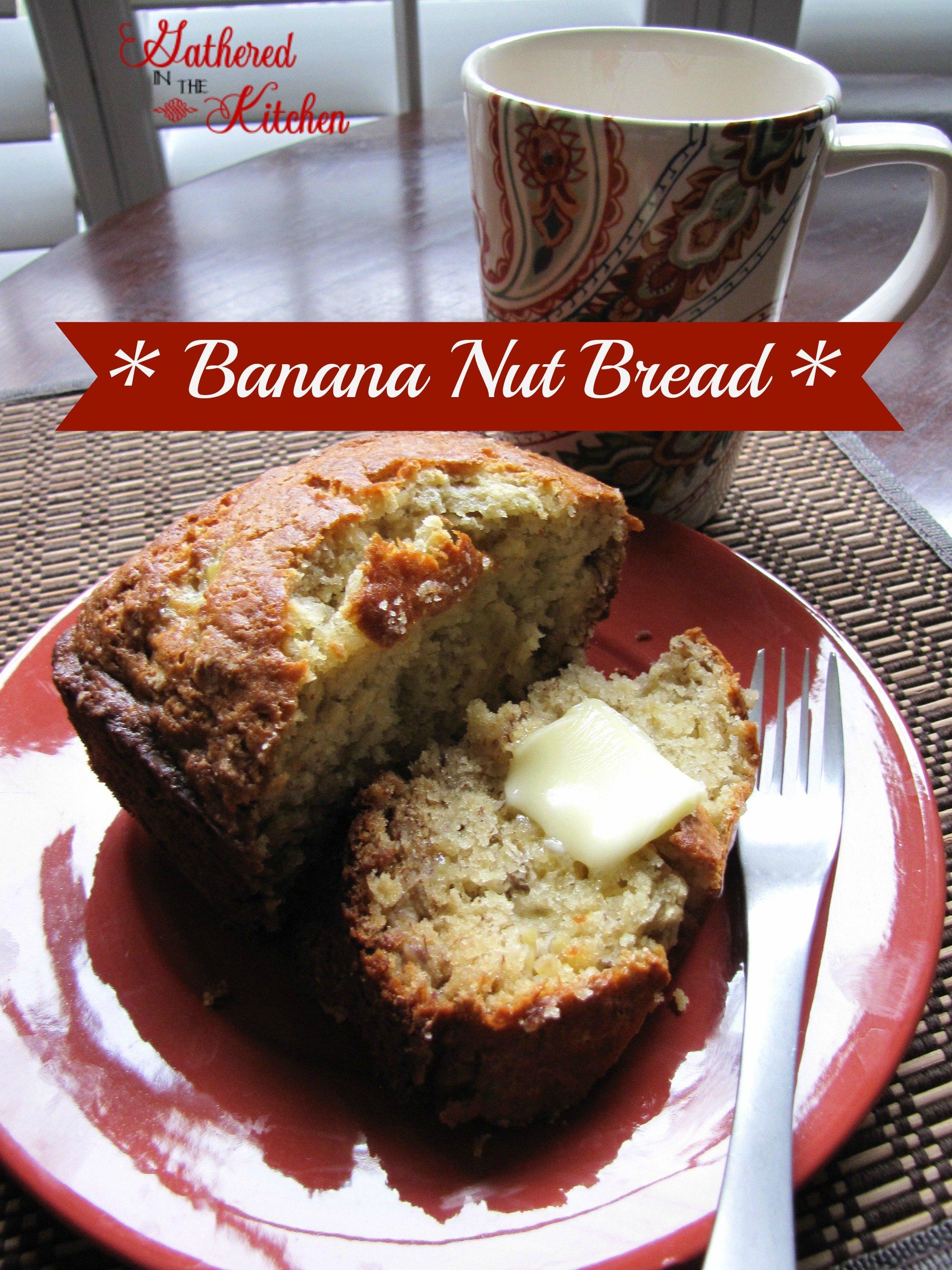 Banana Nut Bread