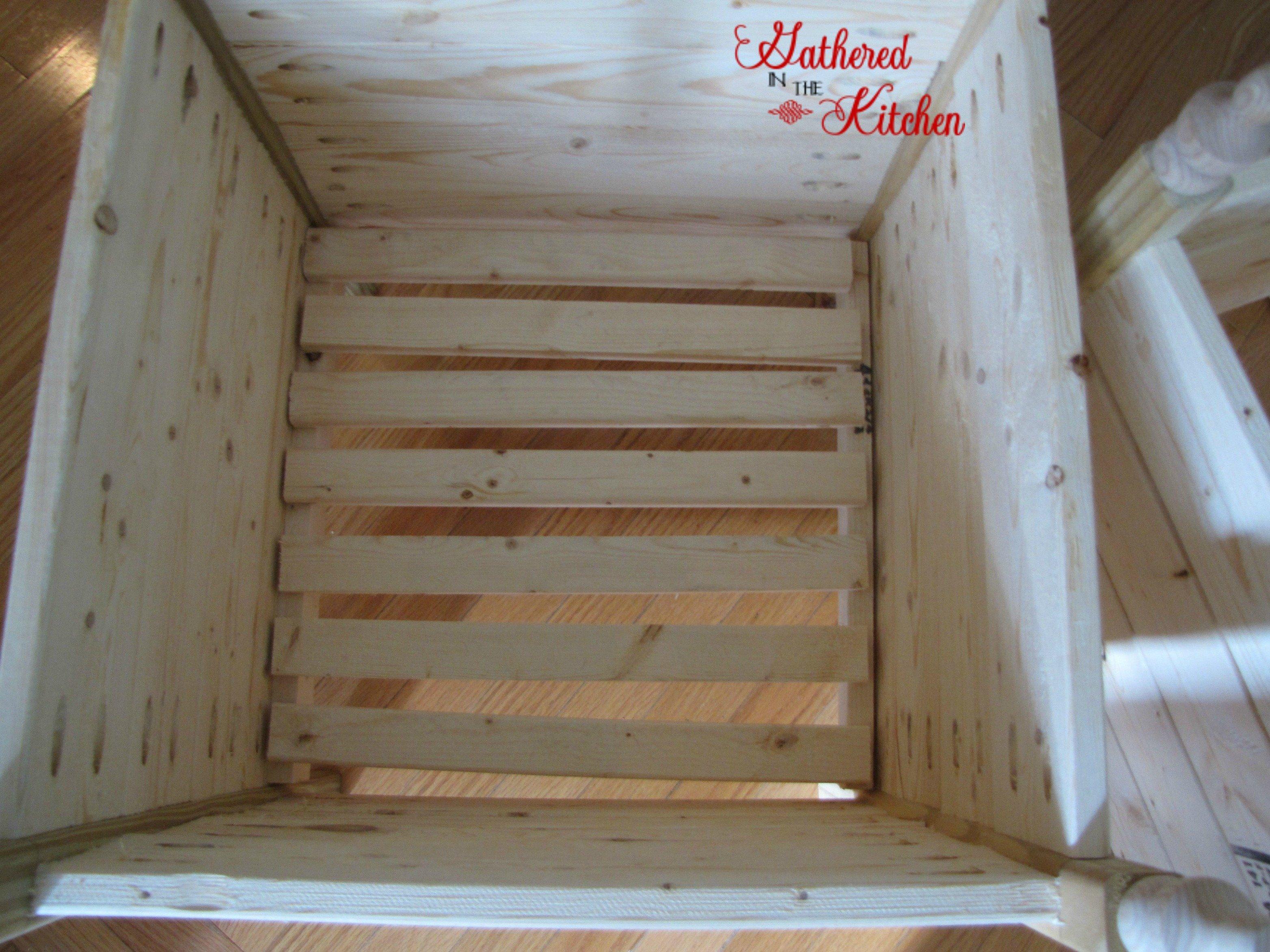 $12 DIY Planter Boxes, Kreg Jig