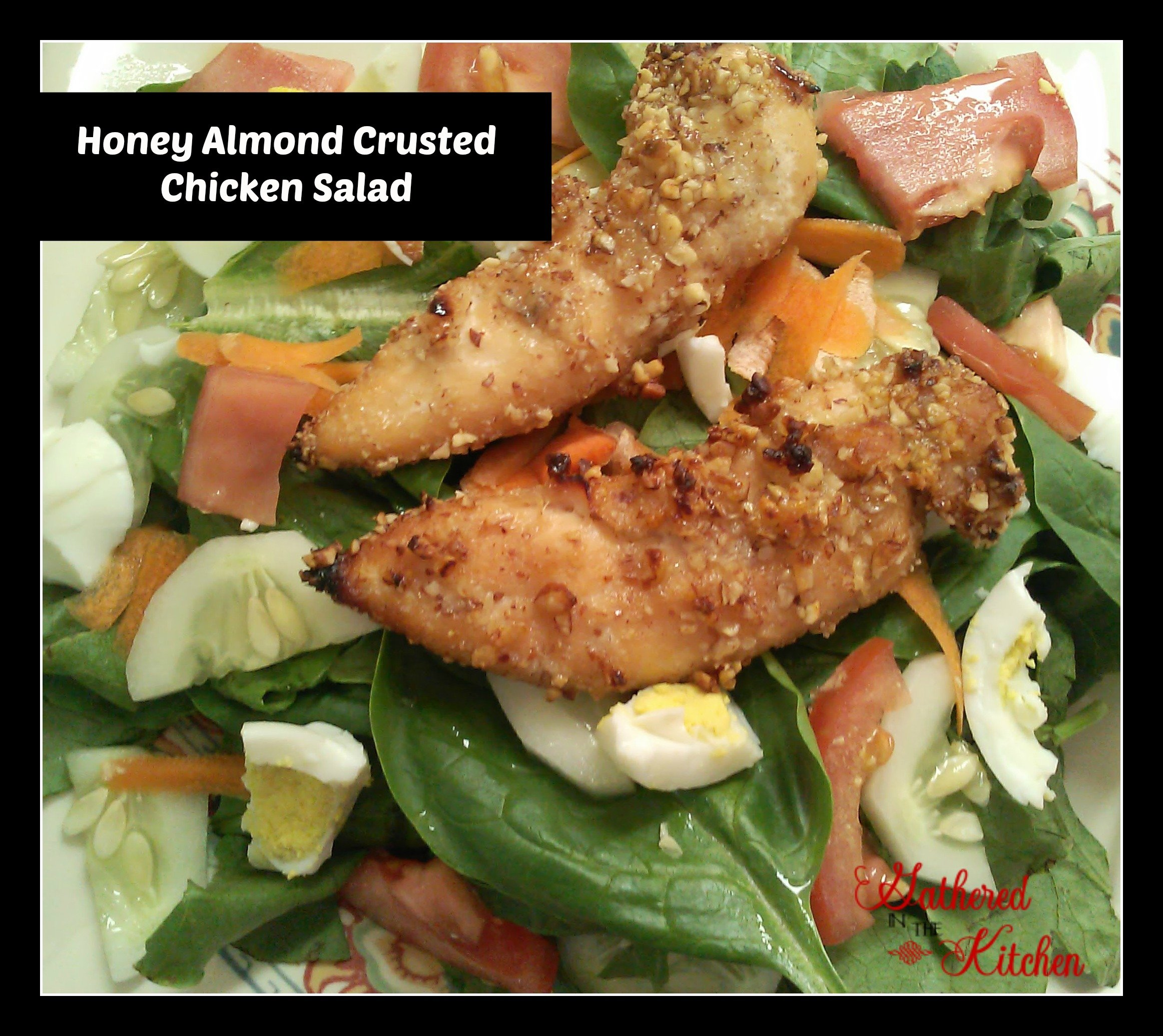honey chicken salad1