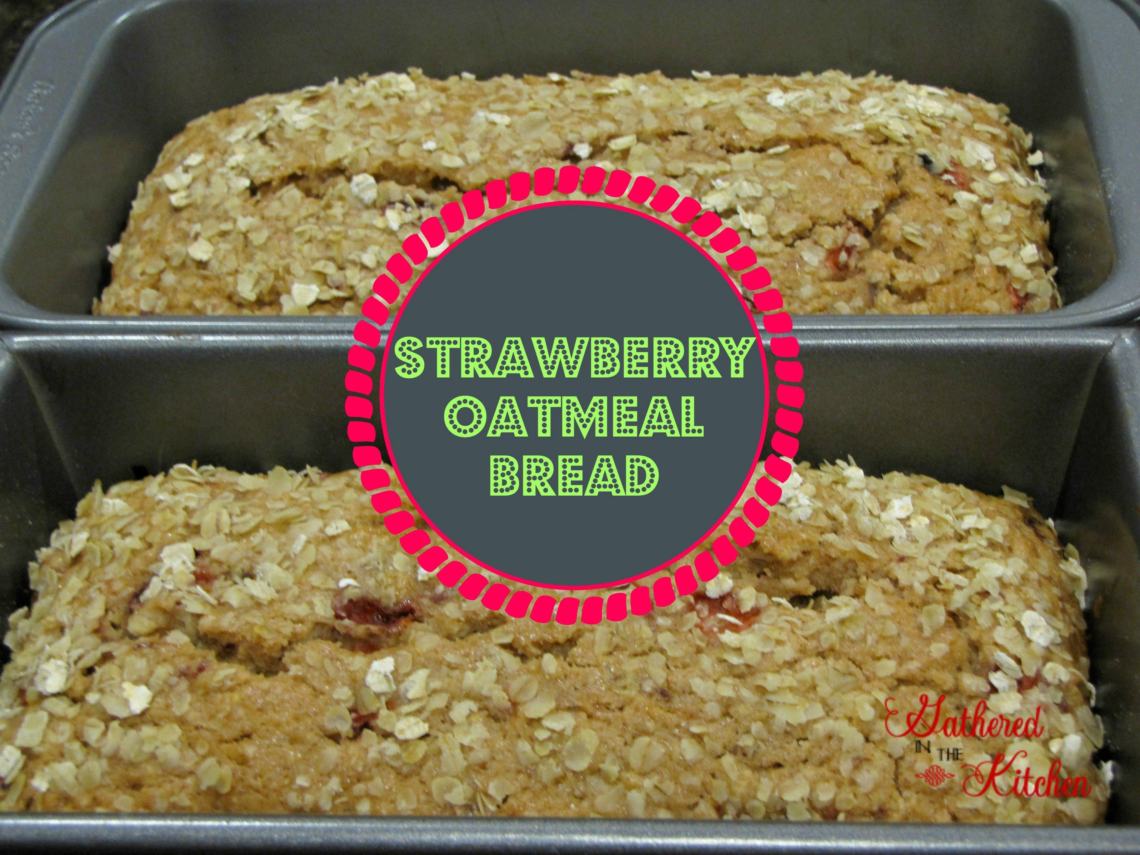 strawberry oatmeal bread1