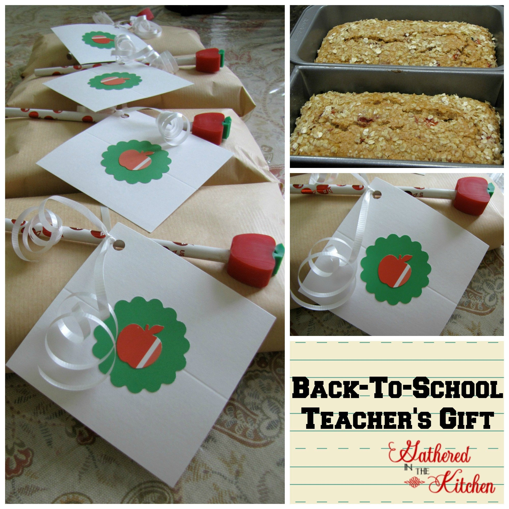 Back to School Teacher's Gifts