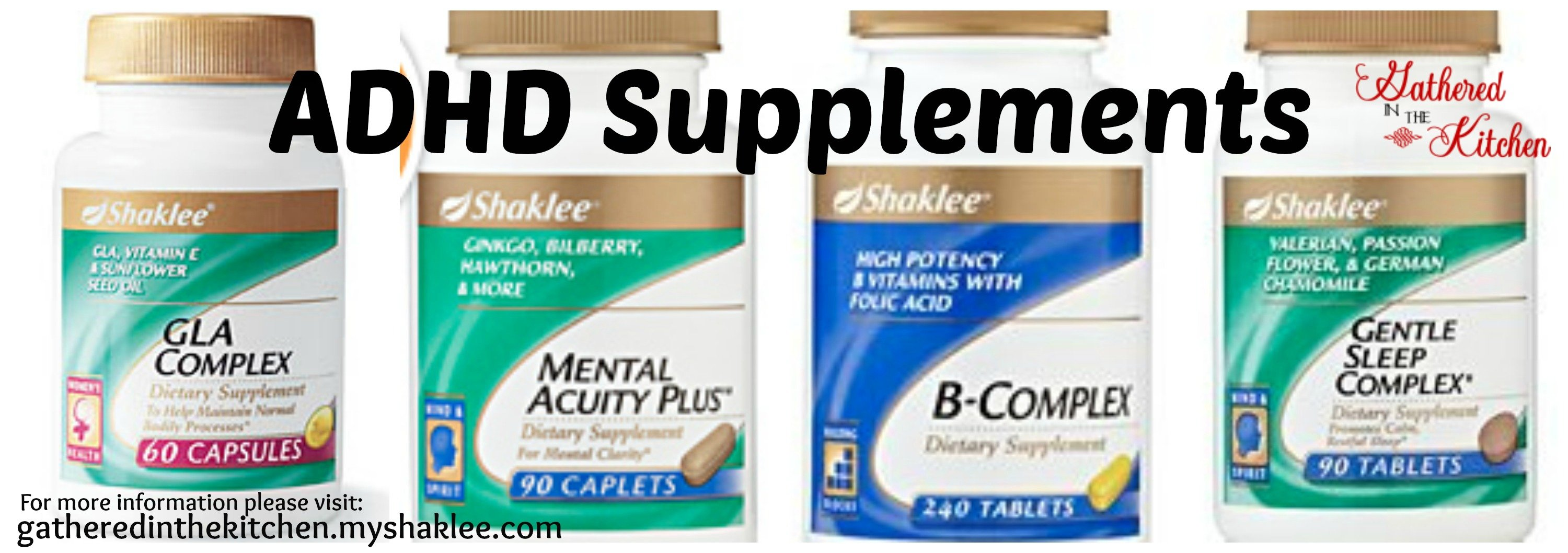 ADHD Shaklee supplements1