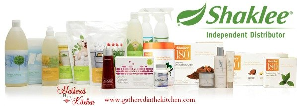 My Shaklee Picture -Independent Distributor