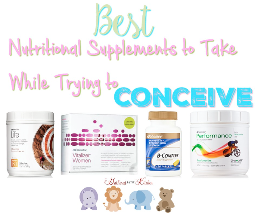 Best Nutritional Supplement Regimen While Trying to Conceive: