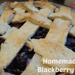 Homemade Blackberry Pie – Farmer's Market Blackberries