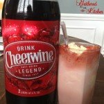 Cheerwine Float