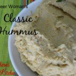 The Pioneer Woman's Classic Hummus Recipe