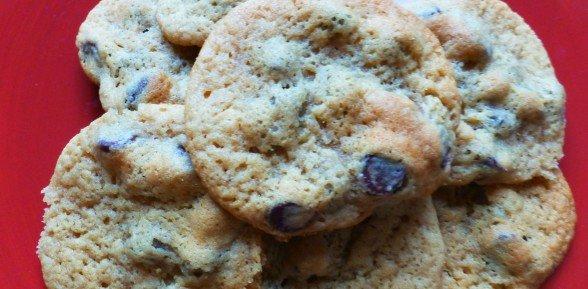 Williams-Sonoma Chocolate Chip Cookie Recipe