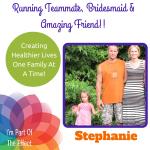 Welcome New Shaklee Team Member STEPHANIE!!!