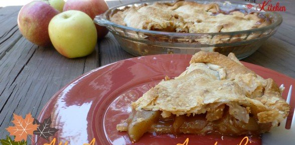 All-American Apple Pie