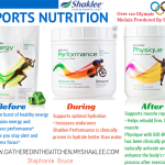 Sports Nutrition with Shaklee