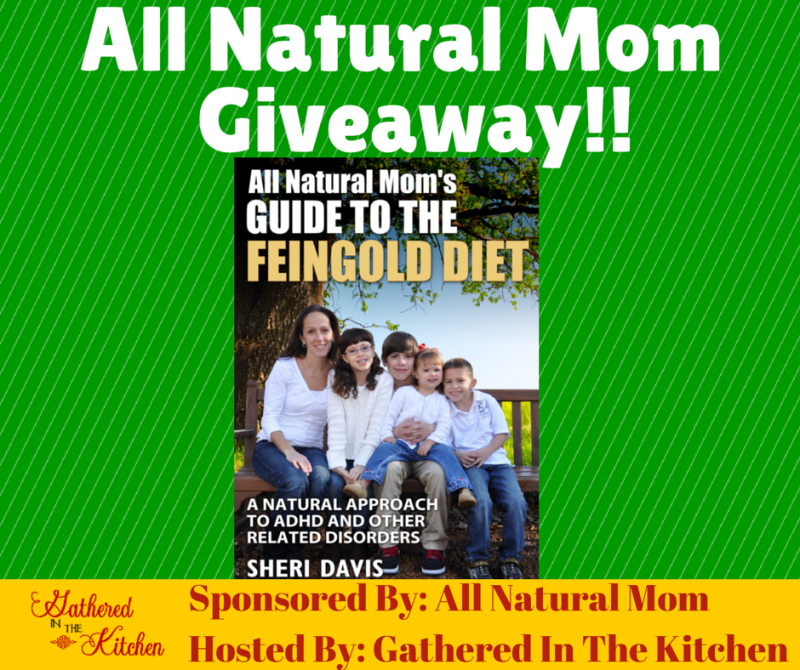 All Natural Mom Giveaway