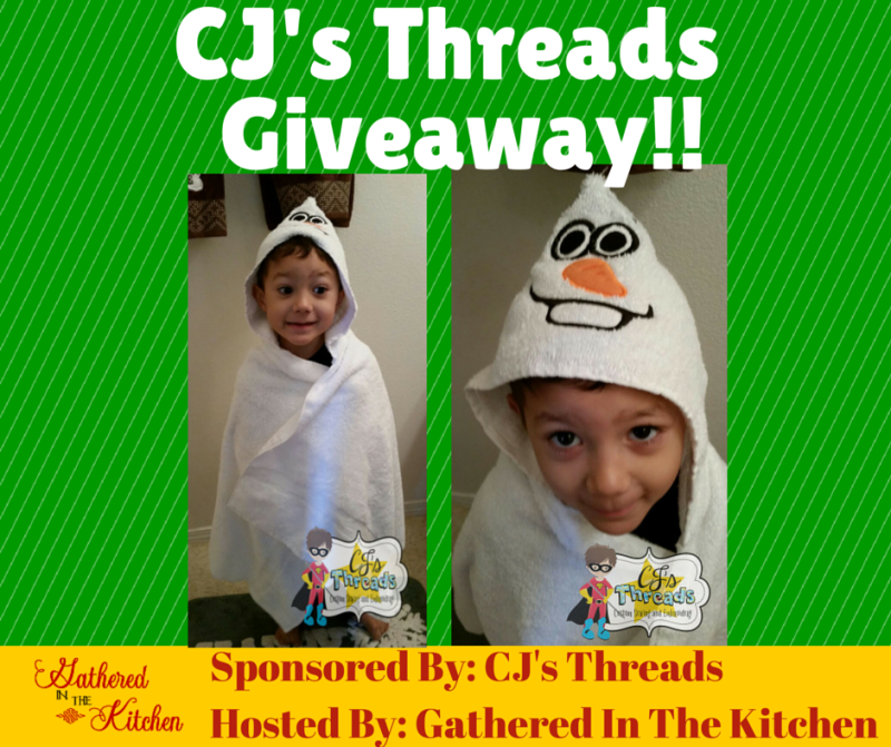 CJs Threads Giveaway