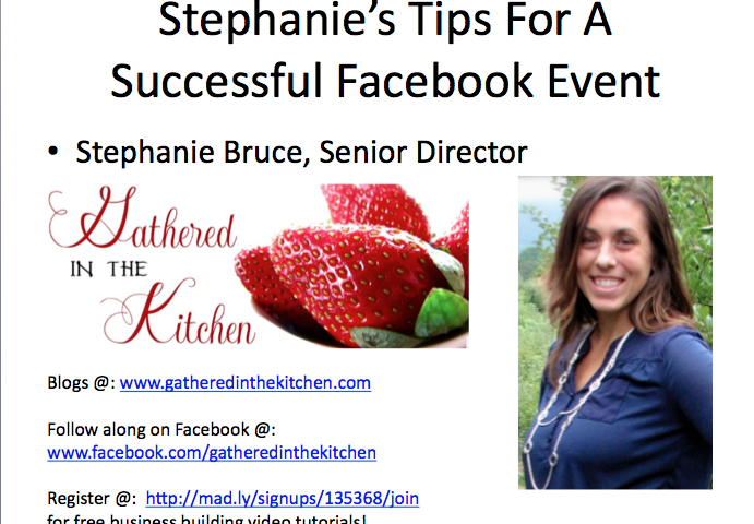 Protected: Stephanie's Tips for A Successful Facebook Event
