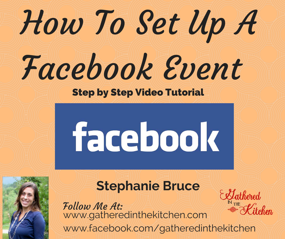 facebook event step by step tutorial