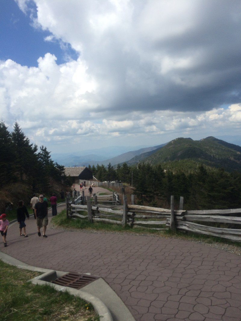 Mount Mitchell State Park, NC