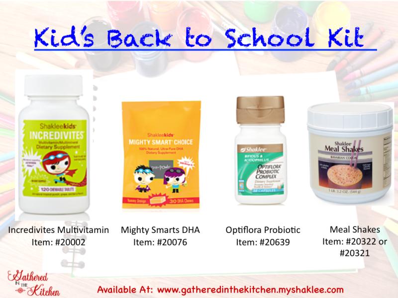 kids back to school kit