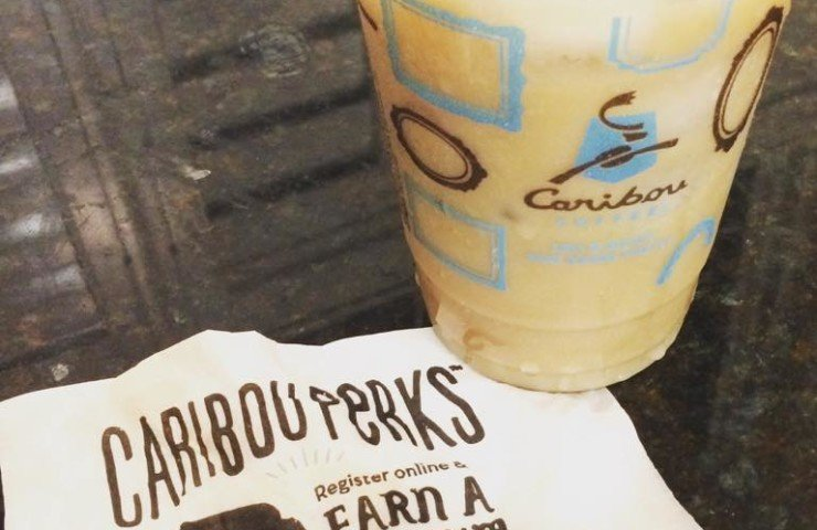 Caribou Coffee Showcases Cold Pressed Coffee
