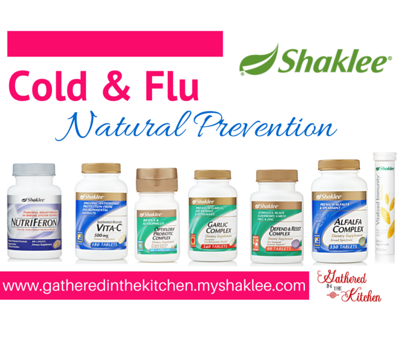 Cold & Flu Natural Prevention