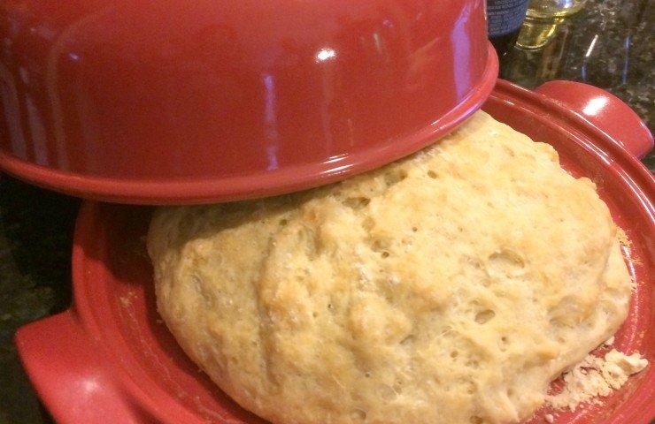 Quick-Bake Bread Recipe