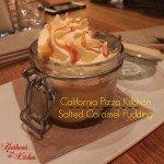 California Pizza Kitchen's New Menu