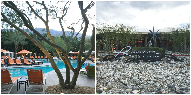riviera resort and spa, palm springs, ca