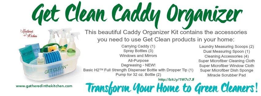 Get Clean Caddy Organizer