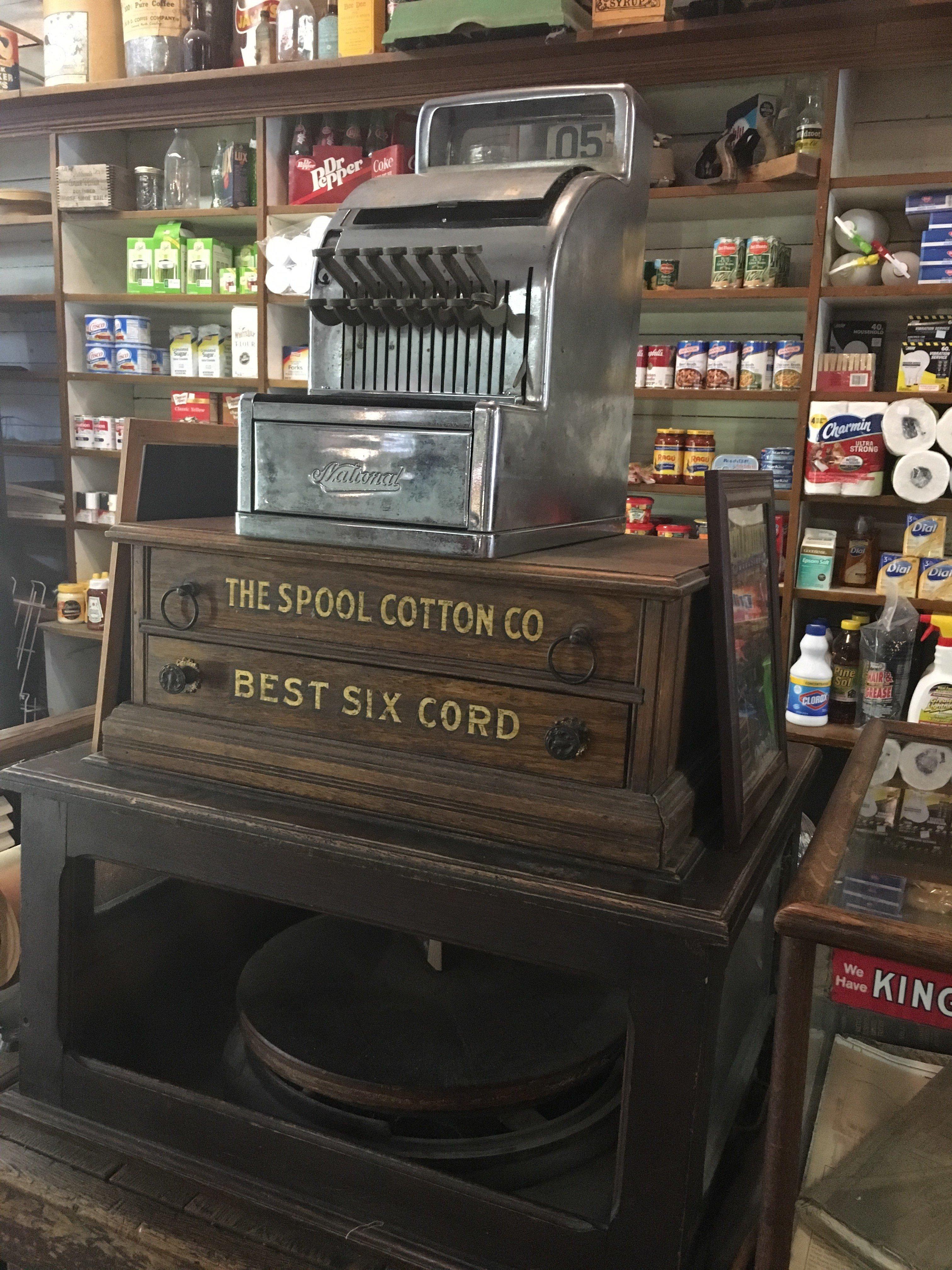 Mast General Store: Blue Ridge Parkway