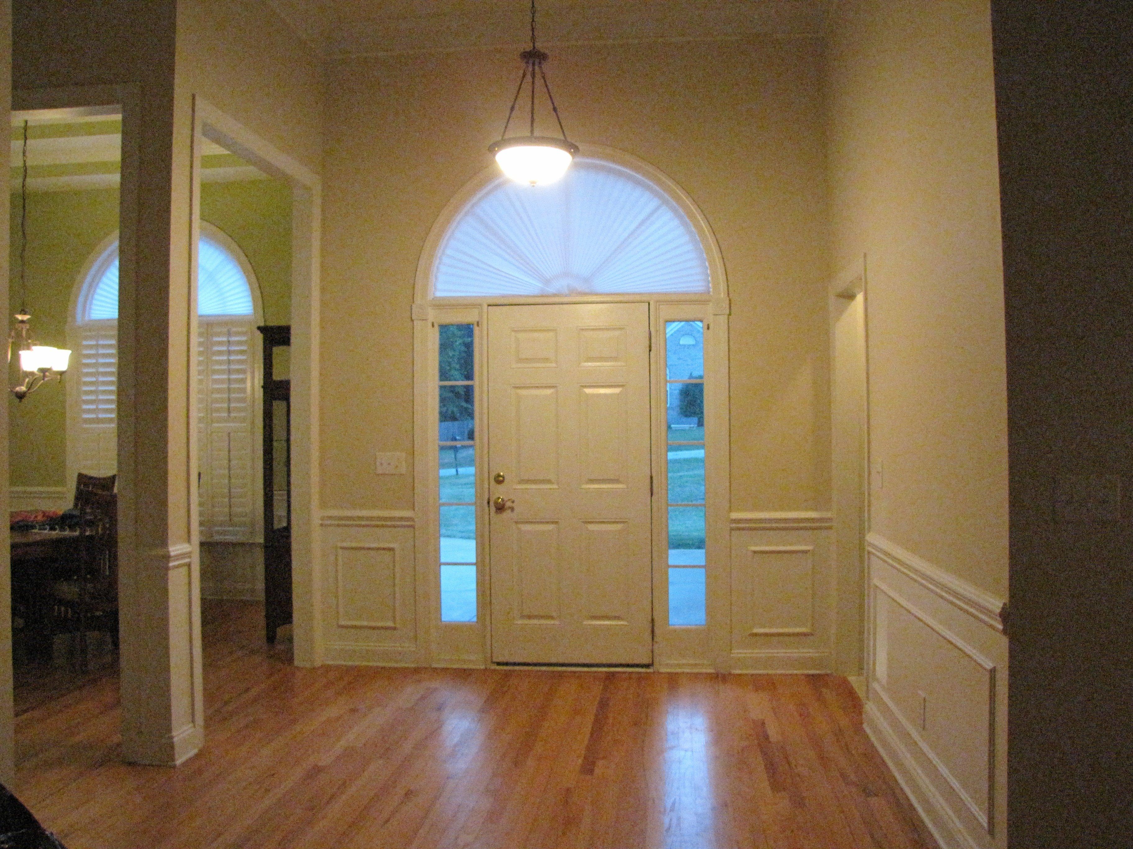 foyer: before