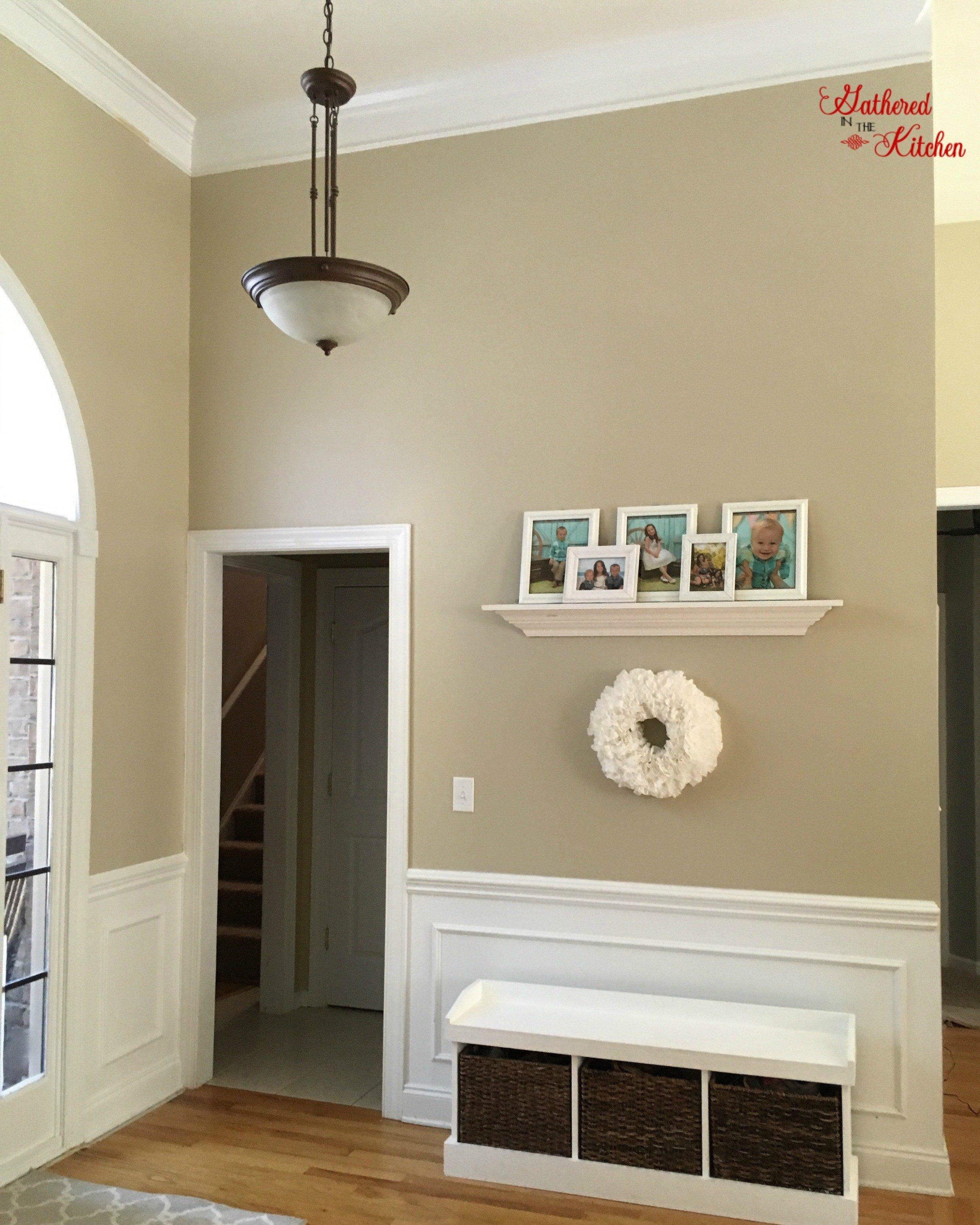 foyer renovation 2