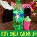 Why Soda Calms an Upset Stomach