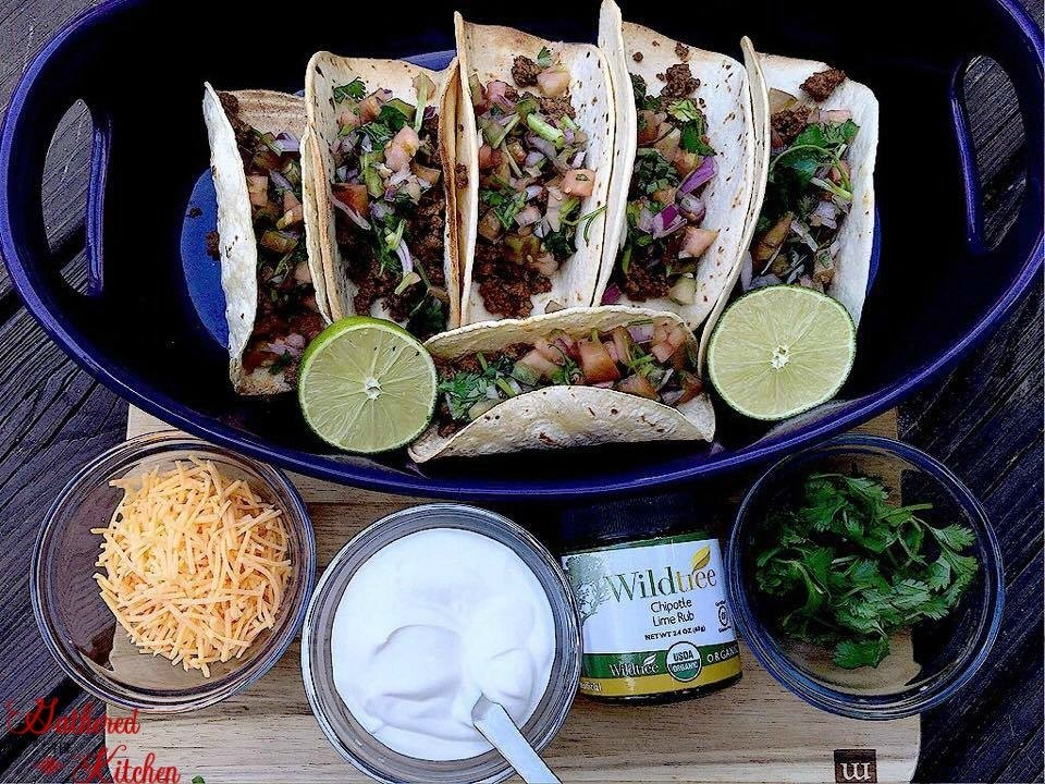 Chipotle Lime Tacos