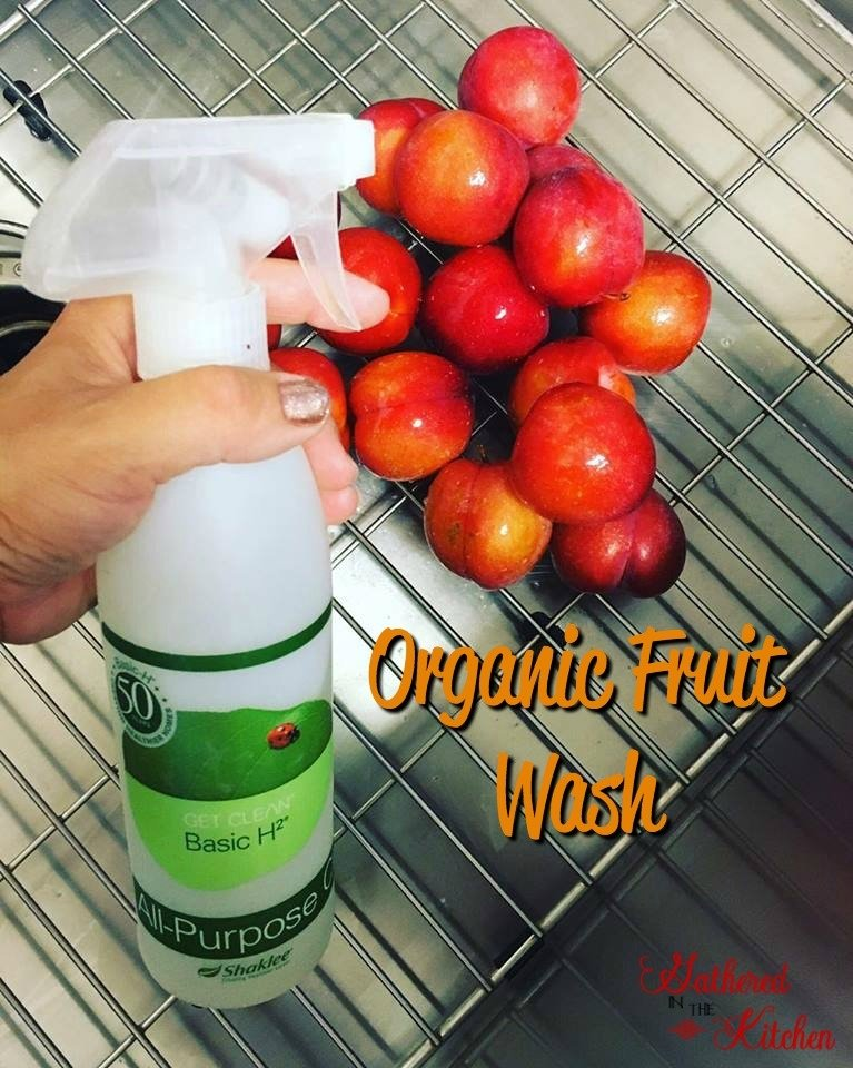 plum pie organic fruit wash