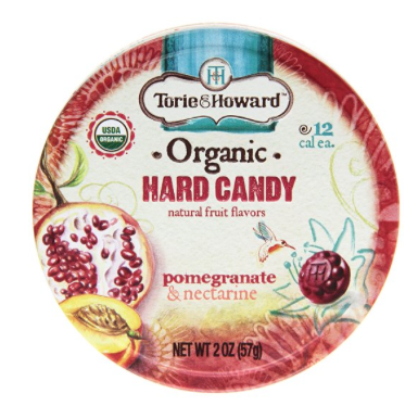 Torie & Howard candy