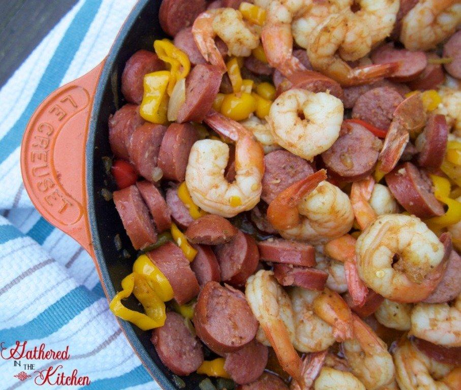 paleo-shrimp-and-sausage-skillet-2