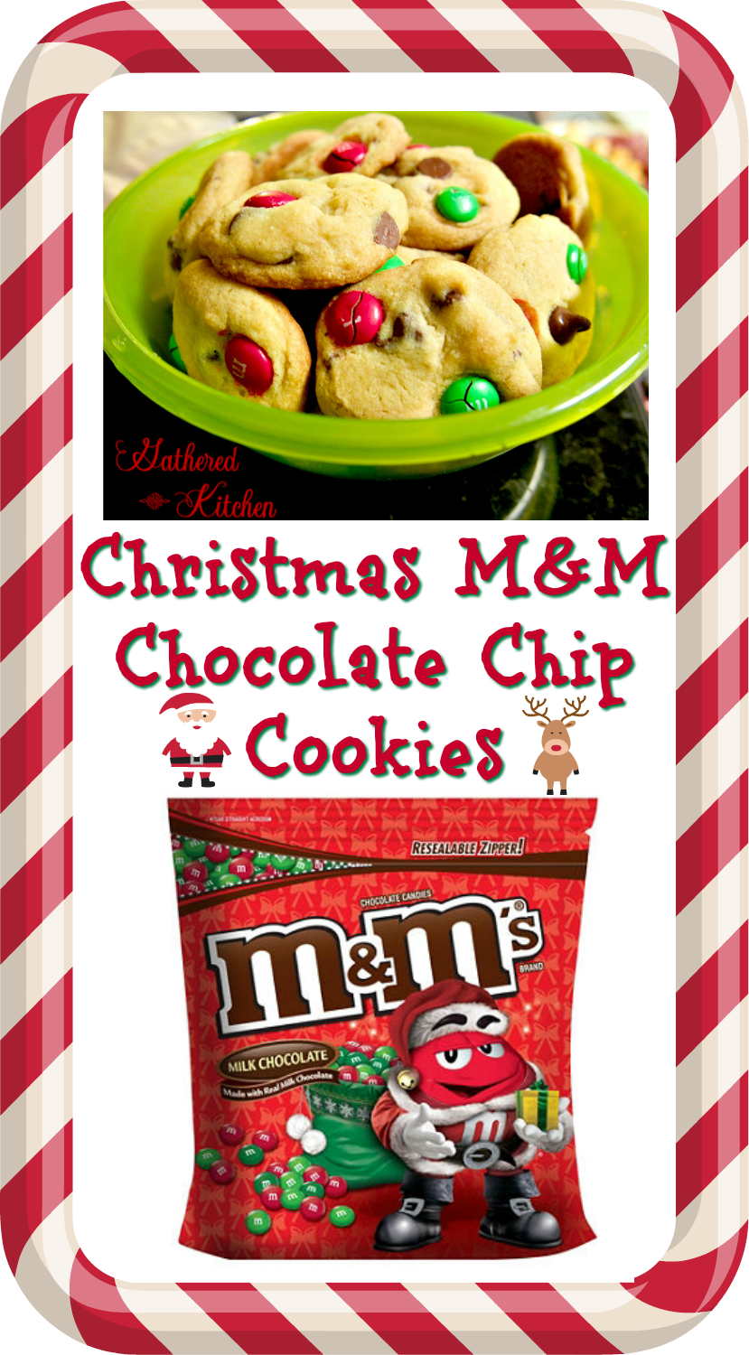 christmas-mm-chocolate-chip-cookies