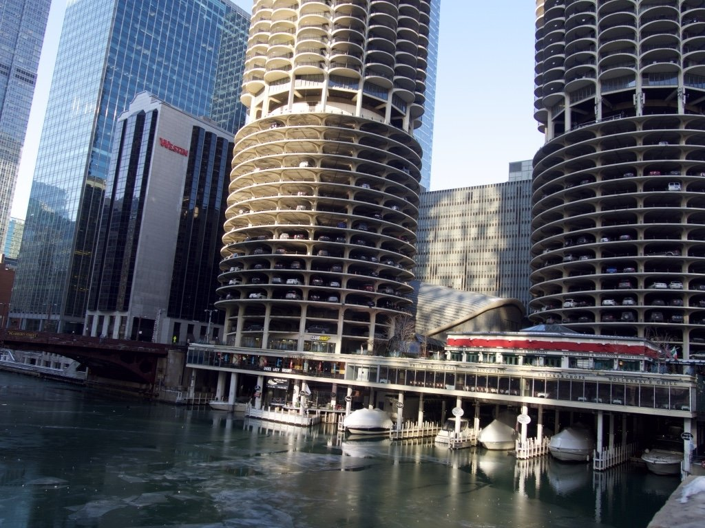 Chicago River, House of Blues