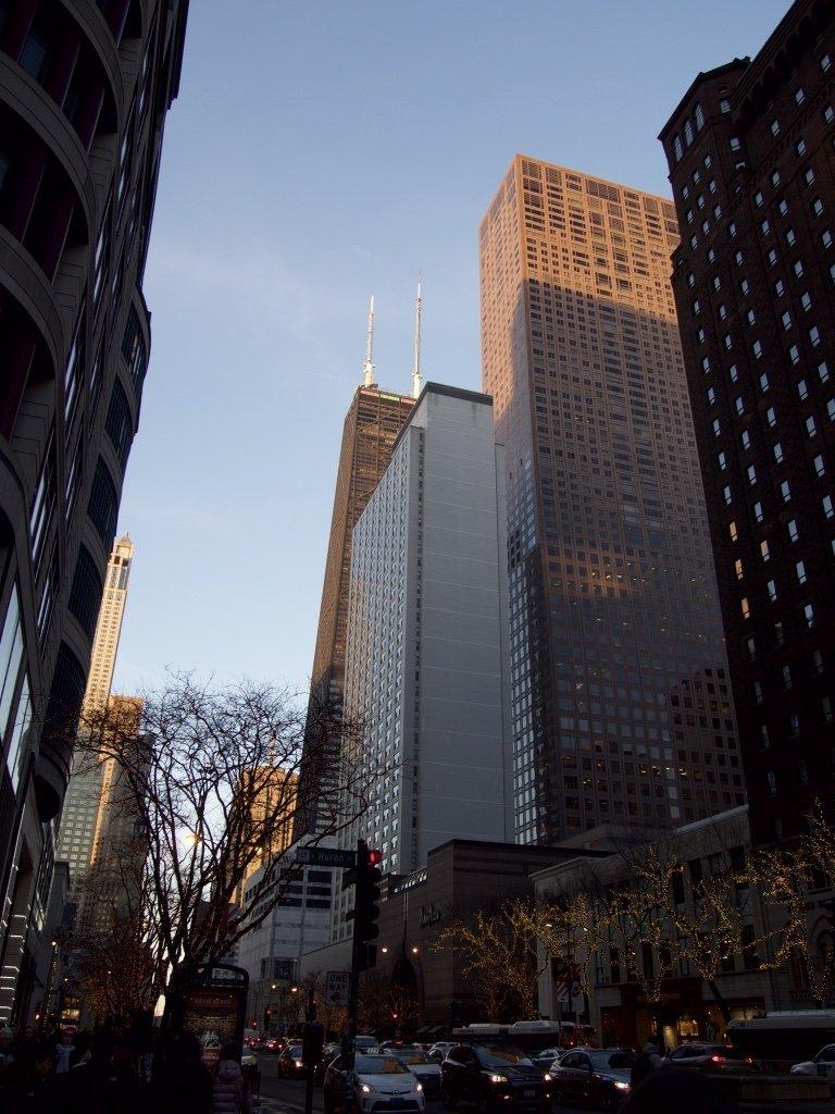 The Magnificent Mile: Chicago, IL