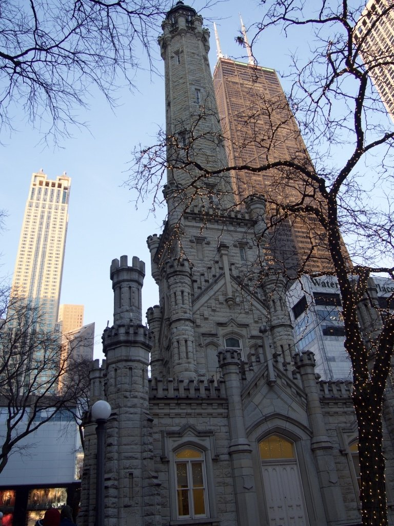 Water Tower Place: Chicago, IL