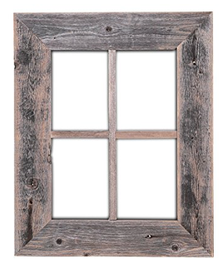 Rustic Window Barn wood Frames