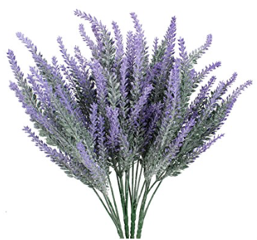 Artificial Lavender Bunch
