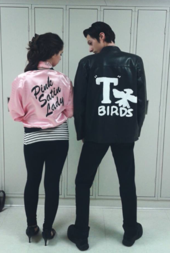 Couples Halloween Costumes: Danny & Sandy from Grease